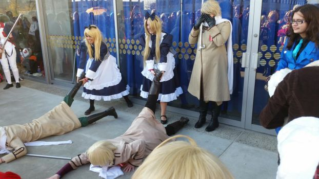 second day at Sac-Hetalia meetup-RusBel 1 by ArthurJones93