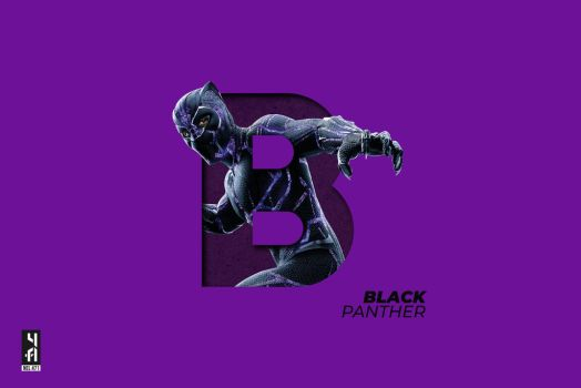 Black Panther by Nel471