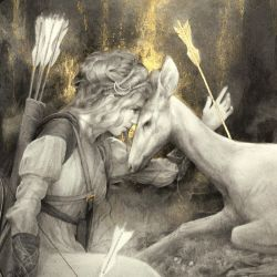 Diane - detail by Yoann-Lossel