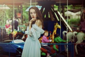 Carousel by haania