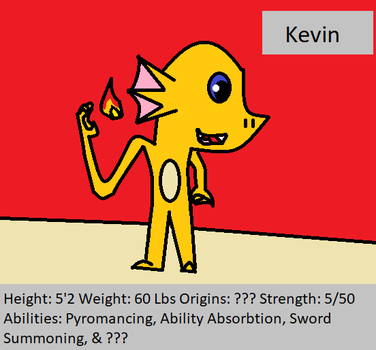 my character for Adventures from Beyond by kevintheminion73