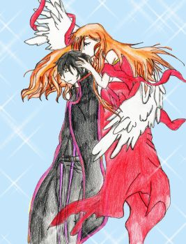 shirley and lelouch by twilight-girl99