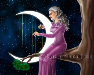 The Second Harpist by Jayrie