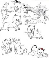 Hetalia Kitties 10 by nightwindwolf95