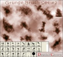 Grunge Brush Set 2 by DoaC-Res