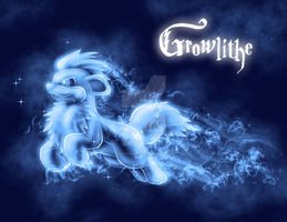 Growlithe Patronus by TheVirusAJG