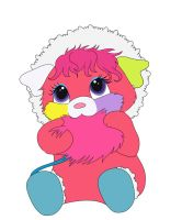 baby popple by Tyrace