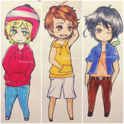 PCM: APH OC Cheebs batch 3 by Arione-rii