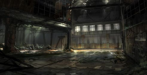 Factory by YoBarte