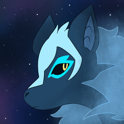 SPACE WOLF by relyon