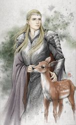 KingLegolas by ilxwing