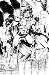 Supes again by gammaknight