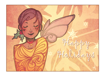 2014 Holiday Card by LMJWorks