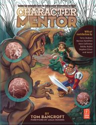 CHARACTER MENTOR book cover by tombancroft