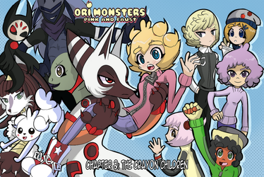Ori Monsters Crayon Children cover by Kell0x