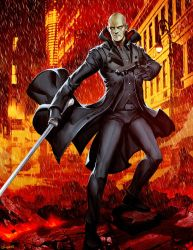 Quinlan - The Strain by GENZOMAN