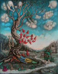 Stories from the forest I by MillerTanya