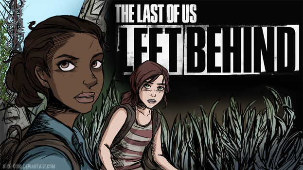 The Last of Us - Left Behind by riku-gurl