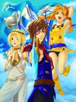 Skies of Arcadia by Vivibert