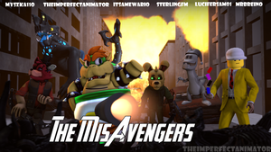 The MisAvengers [SFM][POSTER] by TheImperfectAnimator