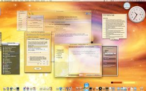 CrystalClear Interface 1.9 Pic by marsmuse