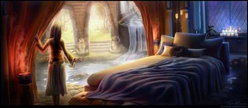 Once in a dream by Alanise