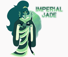 Adopt Auction - Imperial Jade (open) by polluc