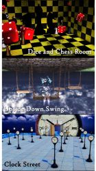 [MMD STAGE DL] INSIDE DARKNESS STAGE x 3 by CathyZhang
