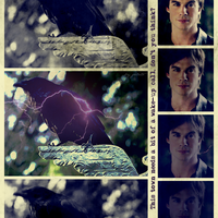 Damon Salvatore. by galato