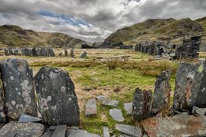Slate circle by CharmingPhotography