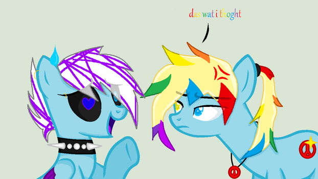 Ya Know...? What Never Mind ~Second Gen~ by FrostTheIcePony