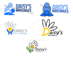 Designs for Sport Massage Logo by Miltonholmes