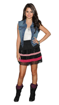 Selena png by iwillbeyourvoice