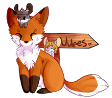Vulpes! by Nariette