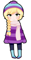 POOFY SWEATER by magericken