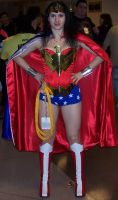 Wonder Woman 2 from NYAF 2010 by ShizNat4EVER