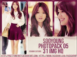 Sooyoung (SNSD) PHOTOPACK #5 by PrettyInfinity