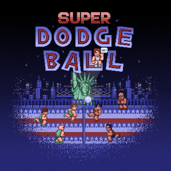 Super Dodge Ball by likelikes