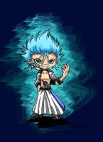 Chibi Grimmjow by ryster17