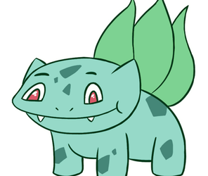 Bulbasaur by LargeStupidity