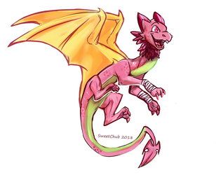 Flying High by SweetChub