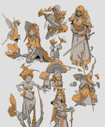 Sketches by Varguy