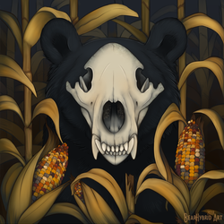 Harvest is here by Bear-hybrid