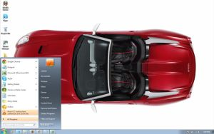 Ferrari-599-SA-Aperta windows 7 theme by windowsthemes