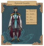 CT :: Kyeural Guado by Oseike