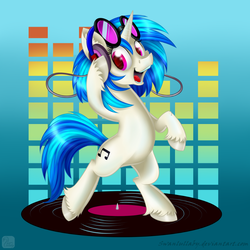 Into the Groove by SwanLullaby