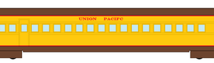 Union Pacific  M-10000 by Zephyr4501