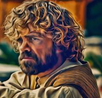 Game Of Thrones Tyrion Lannister by Peter Dinklage by petnick
