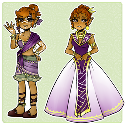 [DnD]: Chult Outfits by SimplyDefault