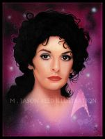 STTNG: Counselor Troi by MJasonReed